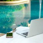 Cómo trabajar en vacaciones y disfrutar del tiempo libre